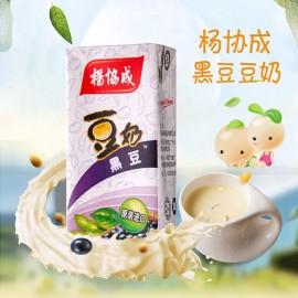 马来西亚YEO'S 杨协成黑豆豆奶饮料 250ML