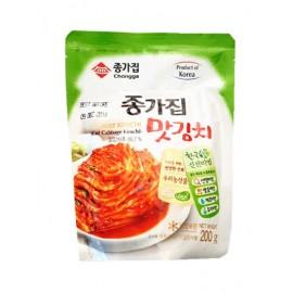 (仅限快递)韩国泡菜200克 周一至周四发送