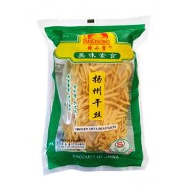 (仅限快递)张小宝扬州干丝 豆皮丝 227克 周一至周四发货