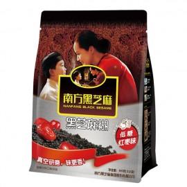 (卖光啦)南方黑芝麻糊低糖 红枣味 480G 12小袋入