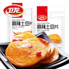 卫龙麻辣土豆片  200G