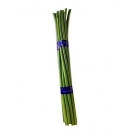 (仅限快递)蒜苗 蒜苔约200克 周一 至周四发货