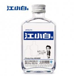 江小白单纯高粱酒 40度 100ML