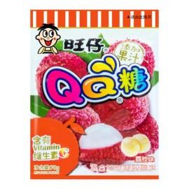 旺旺 旺仔QQ糖 荔枝味 70G