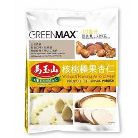 台湾原产热销马玉山核桃榛果杏仁 30G×13包入