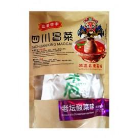 巴蜀世家四川冒菜 老坛酸菜味( 清油底料) 340G