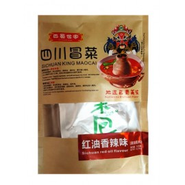 巴蜀世家四川冒菜 红油香辣味( 清油底料) 320G