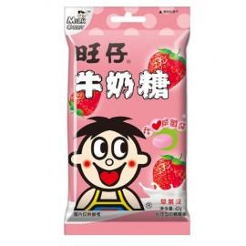 旺仔牛奶糖 草莓味 42G