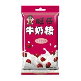 旺旺 旺仔牛奶糖 红豆味 42G