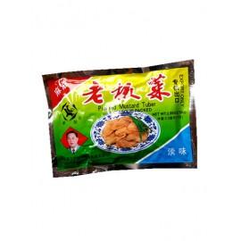 买十赠一 正宗老阮 麻油老板菜经典榨菜70G (共11袋)