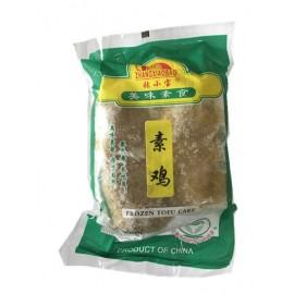 (仅限快递)素鸡 豆腐皮 500G 周一至周四发货