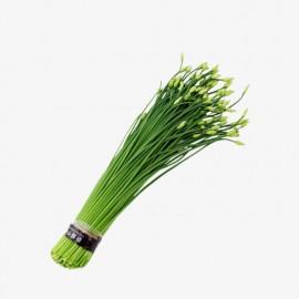 (仅限快递)中国新鲜韭菜花 约200克 周一 至周四发货