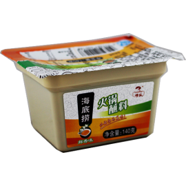海底捞火锅蘸料鲜香味 盒140G