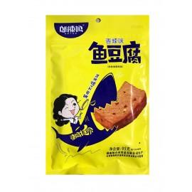 (卖光啦)邬辣妈鱼豆腐 香辣味 95G