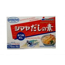 (卖光啦)日本SHIMAYA日式鲣鱼高汤粉 调味粉 50G