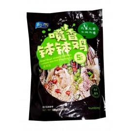 与美喷香钵钵鸡蔬菜版袋装 清香藤椒味  528G