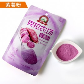 克拉农场紫薯粉 100G