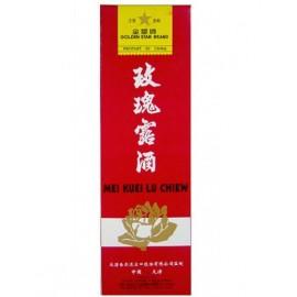 金星牌 玫瑰露酒 54度 500ML