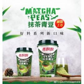 香飘飘好料系奶茶 抹茶青豆 67G