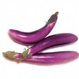(仅限快递)中国紫茄子 400G 周一至周四发货