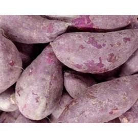 (仅限快递)紫薯 600克 到800G周一至周四发货
