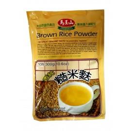 (卖光啦)台湾原产热销马玉山香纯糙米麸  300G