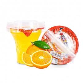 喜之郎果汁果冻爽 香橙味 218G