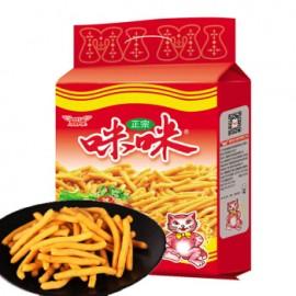 爱尚咪咪虾条红烧牛肉味 (内装10包)180G