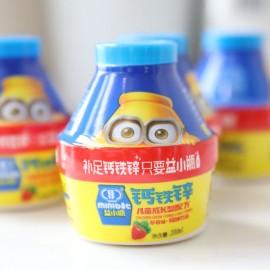旺仔益小瓶 钙铁锌乳味饮品 200ML