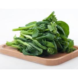 (仅限快递)中国新鲜 菜苔 菜心 约450G至500G 周一至周四发货