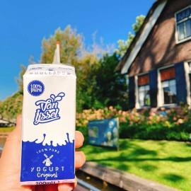 荷兰高端酸奶品牌 艾瑟尔酸奶常温酸奶 200ML