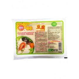 (仅限快递)家常传统老豆腐袋装 500G 周一至周四发货