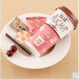 牧茶椰果奶茶 玫瑰蜂蜜风味 95G