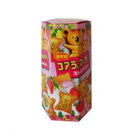乐天草莓小熊饼 37G