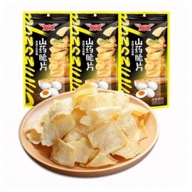 爱尚山药脆片 咸蛋黄味 60G