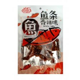 广东兴恩鱼条 香辣味 70G