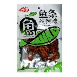 广东兴恩鱼条 孜然味 70G