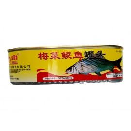 广东金百加梅菜鲮鱼罐头 184G