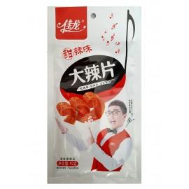 佳龙大辣片 辣条(甜辣味)92G