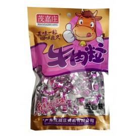 广东茂嘉庄牛肉粒 五香味 38G