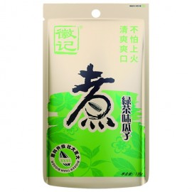 徽记煮瓜子 绿茶味瓜子 135G