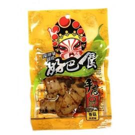 (卖光啦)好巴食Q豆干 香菇孜然味 95G
