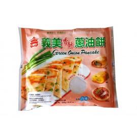 (仅限快递)台湾热销义美香酥葱油饼 525G 周一至周四发货
