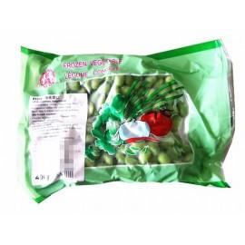 (仅限快递)银珠毛豆仁 (无壳 )400克 周一至周四发货
