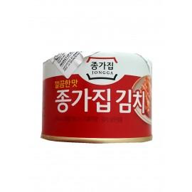 (卖光啦)韩国销售第一JONGGA 宗家府泡菜 160G