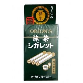 日本原产热销 奥利安 抹茶味棒棒糖14G