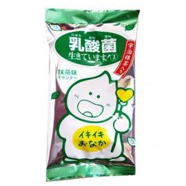 日本原产热销龟甲 乳酸菌抹茶糖20G