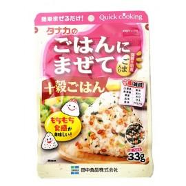 日本热销田中食品 10种谷物拌饭调味料 30G