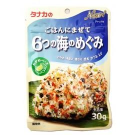 日本热销田中食品 海鲜拌饭调味料 30G