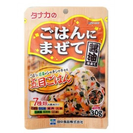 日本热销田中食品 五目拌饭调味料 33G